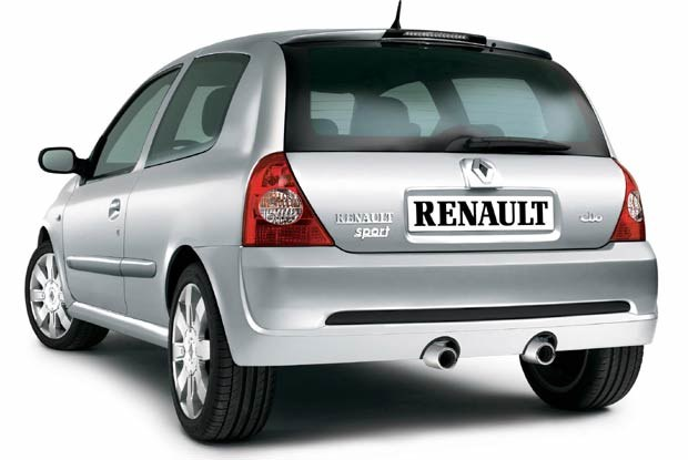 Clio Generation 2004 Renault Sport 2.0 16v (kliknij) /INTERIA.PL