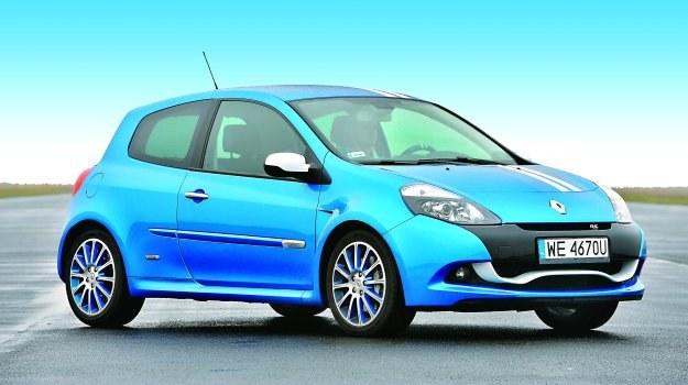 Clio Gordini RS to towar deficytowy. Ceny: od 70 tys. zł. /Motor