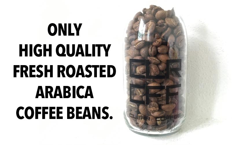 CLR CFF to pierwsza kawa, która nie zostawia plam na zębach /CLRCFF.com /materiały prasowe