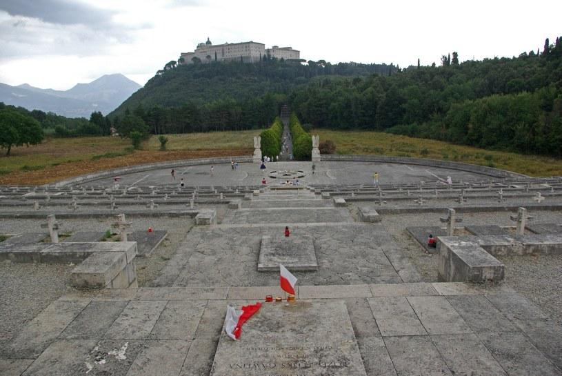 Cmentarz na Monte Cassino /Marek Bazak /East News