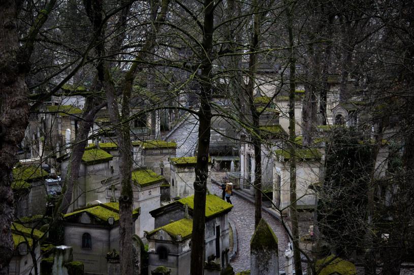 Cmentarz Pere-Lachaise /123RF/PICSEL