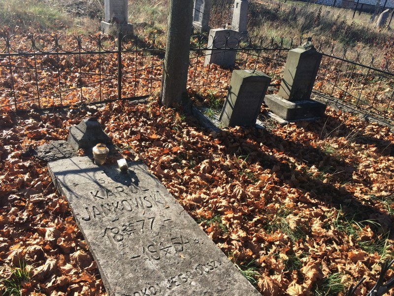 Cmentarz w Lubomlu /Krzysztof Kot /RMF FM