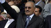 CNN: Prezydent Jemenu ma poparzone 40 proc. ciała