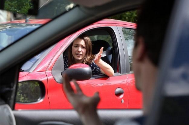 Co cię denerwuje za kierownicą? /
