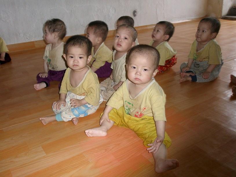 Co czwarte dziecko w Korei Płn. jest niedożywione (zdj. ilustracyjne) / WFP - HANDOUT    /PAP/EPA