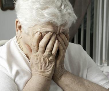 Co czwarty senior ma depresję