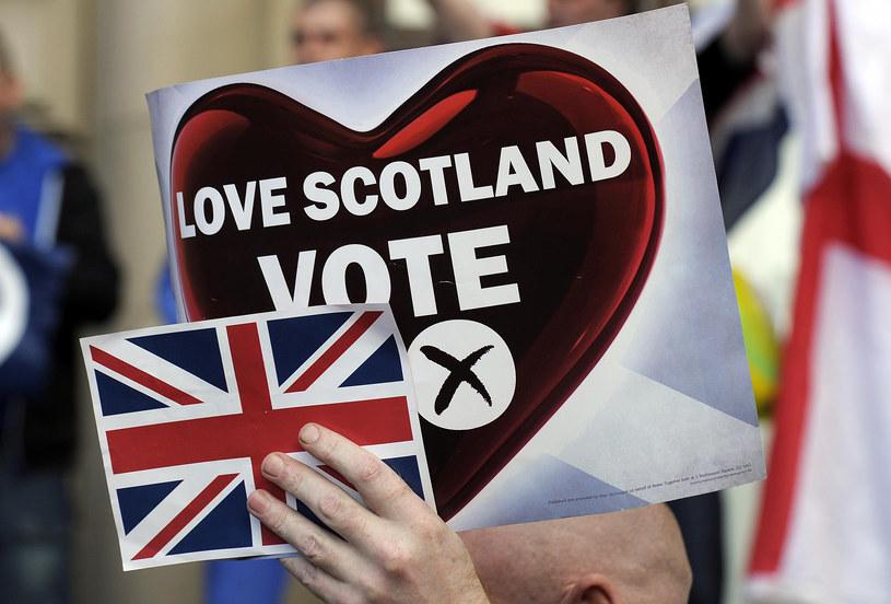 Co dalej ze Szkocją? /AFP
