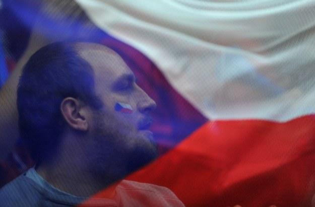 Co drugi Polak największą sympatią darzy Czechów /AFP