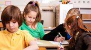 Co dziecko robi w szkole