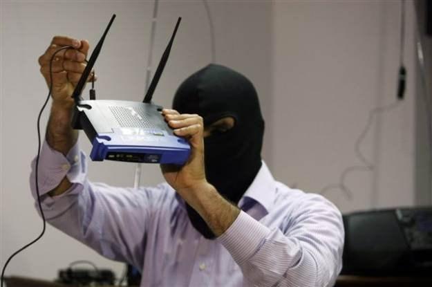 Co grozi za udostępnienie sieci WLAN? /AFP