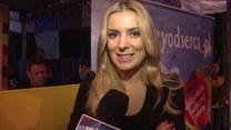 Co Halina Mlynkova przekazała na WOŚP?