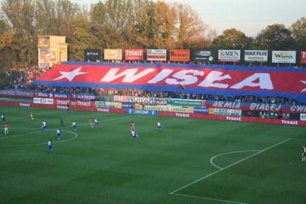 Co kryje poufny raport dotyczący stadionu Wisły? /RMF