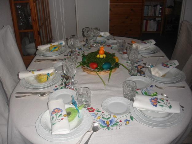 Co na stół ? Czyli Wielkanocne Menu…