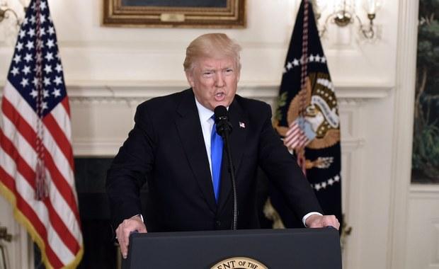 Co powie Trump? Donald Trump...