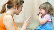 Co robić, gdy dziecko wpada w histerię