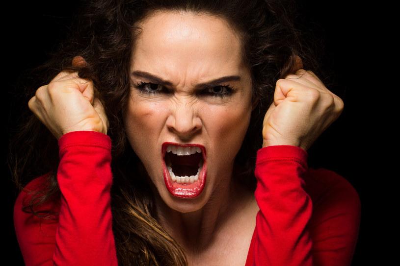 Co robisz, kiedy nie możesz już dłużej hamować złości? /123RF/PICSEL