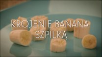 Co się stanie, gdy wbijesz szpilkę w banana?