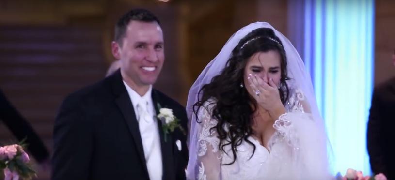 Co sprawiło, że się popłakała? /Selectivesoundjs /YouTube