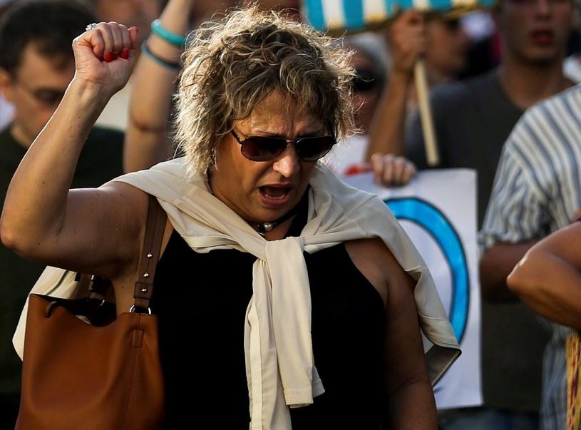 Co stanie się z Grecją? /JOSE SENA GOULAO /PAP/EPA