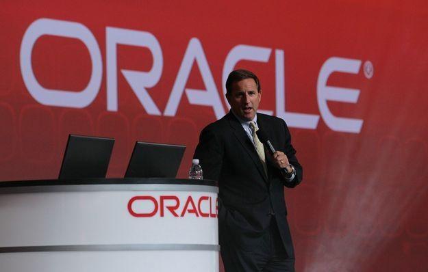 Co stanie się z Oracle? /AFP