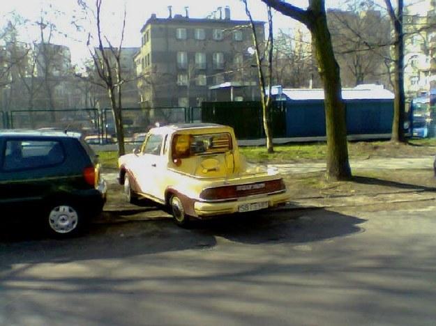 Co to za auto?