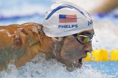 Co to za plamy? Michael Phelps postawił sobie bańki