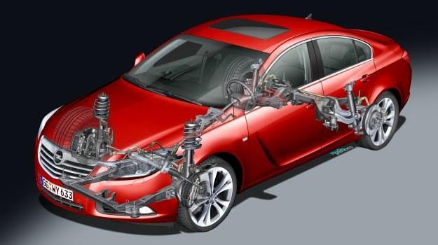 Co warto regenerować /Opel