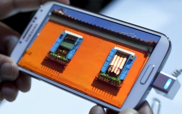 Co zaprezentuje Samsung? /AFP