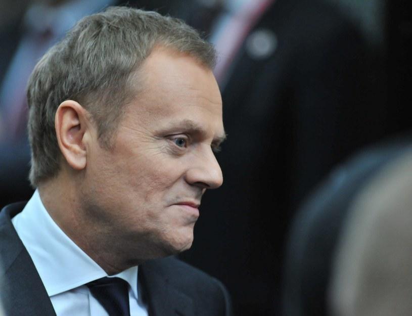 Co zrobi Tusk aby ratować pozycję swojego rządu? /AFP
