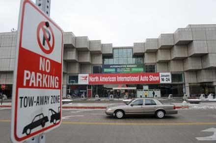 Cobo Center w Detroit /AFP