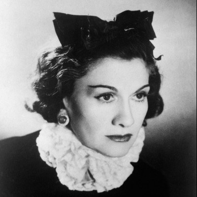 Coco Chanel - zdjęcie z 1944 roku /arch. AFP