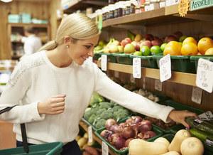 Codzienne zakupy, to połowa sukcesu zdrowej diety