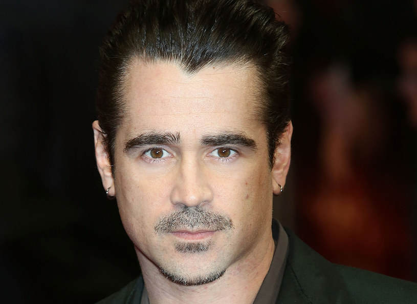 Colin Farrell /Getty Images