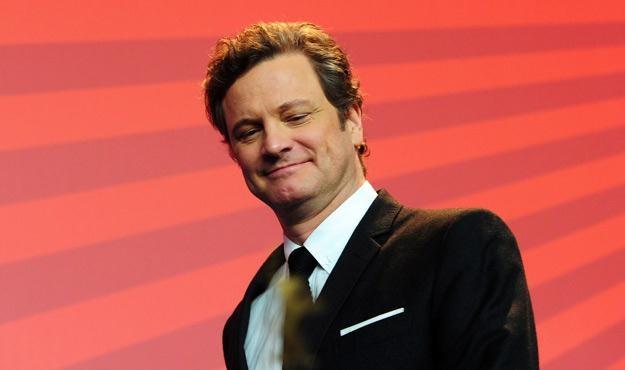 Colin Firth na co dzień wiedzie spokojne życie w Londynie /AFP