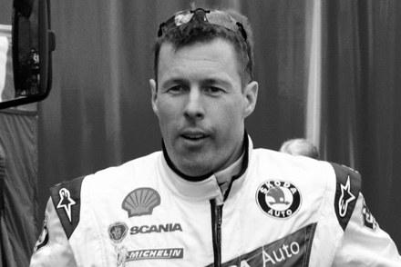 Colin McRae jako kierowca fabii WRC / kliknij /INTERIA.PL