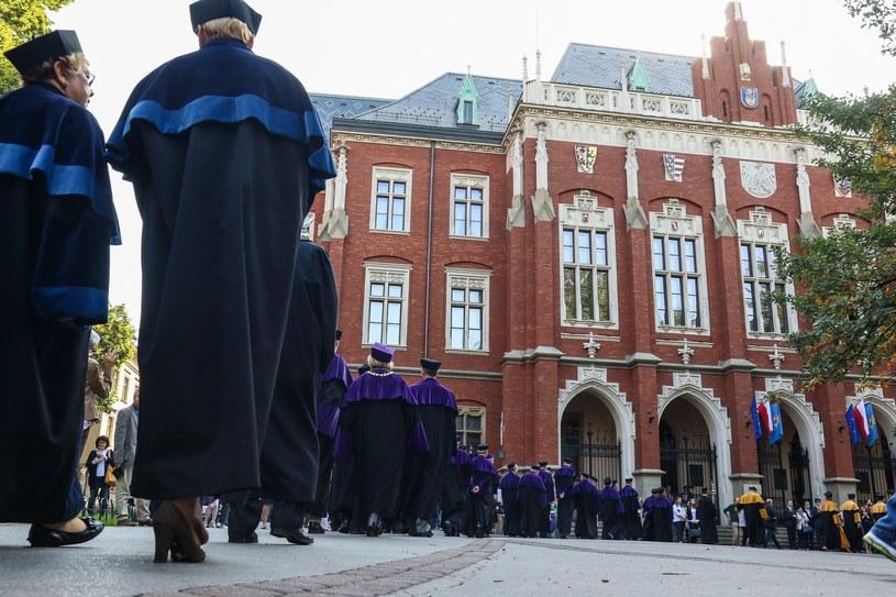 Collegium Novum UJ /Jan Graczyński /East News