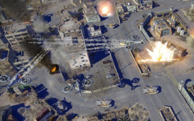 Command & Conquer: Generals 2 - motyw graficzny /Informacja prasowa