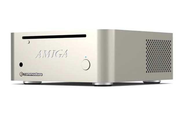 Commodore Amiga - kolejna wersja kultowej marki /materiały prasowe