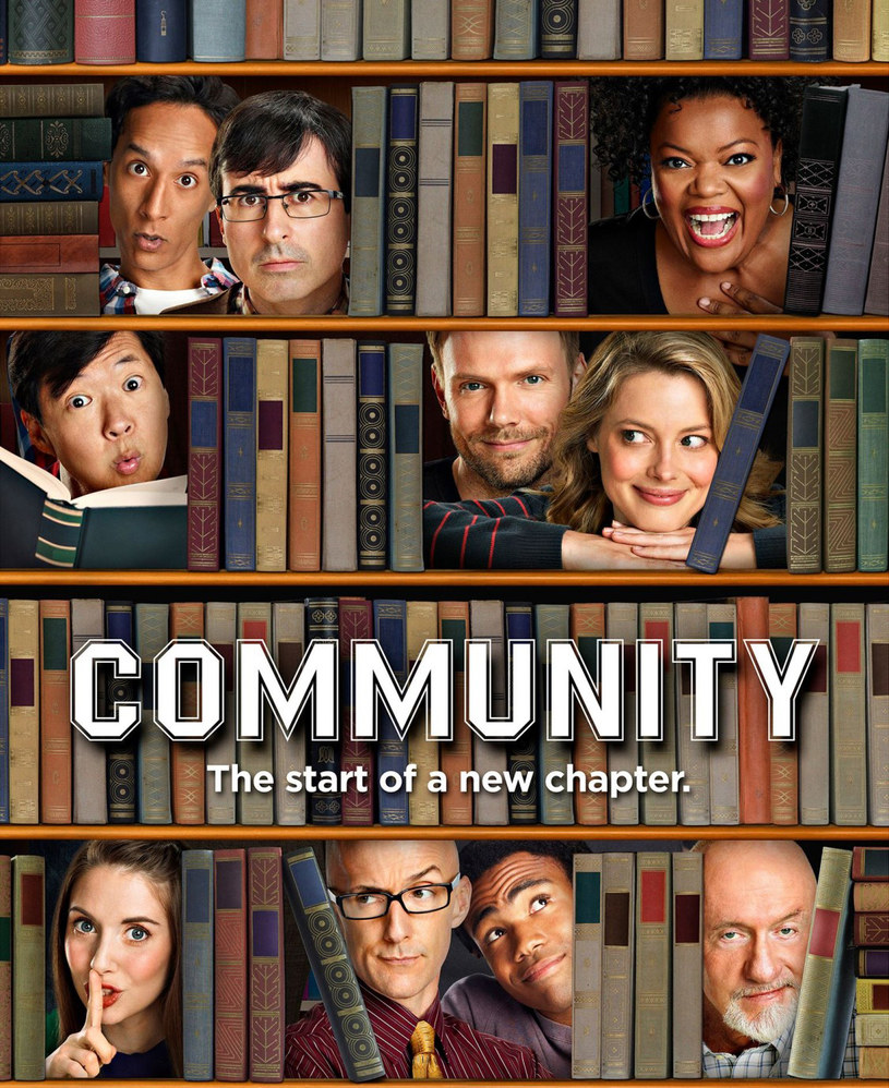 """""""Community"""" /materiały prasowe"""