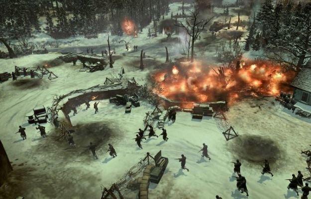 Company of Heroes 2: Ardennes Assault /materiały prasowe