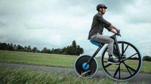 Concept 1865 - prawdziwy bicykl w XXI wieku /materiały prasowe