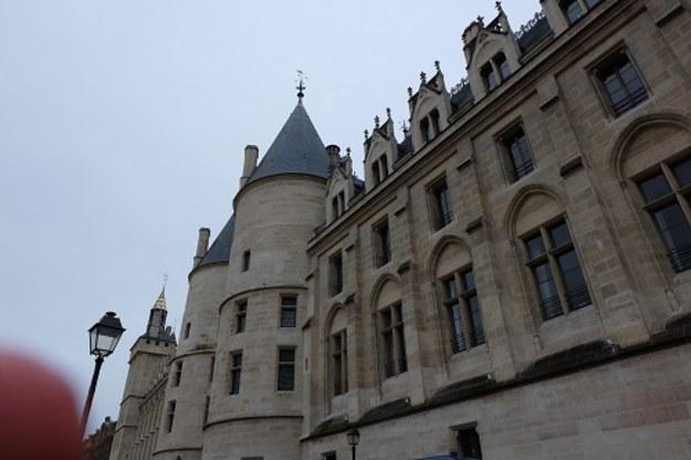 Conciergerie i Sainte-Chapelle – Paryż