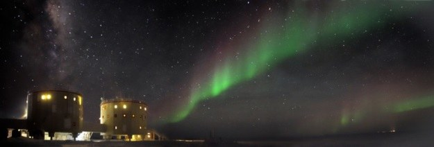 Concordia to najbardziej odległa placówka badawcza na świecie (Fot. ESA) /materiały prasowe