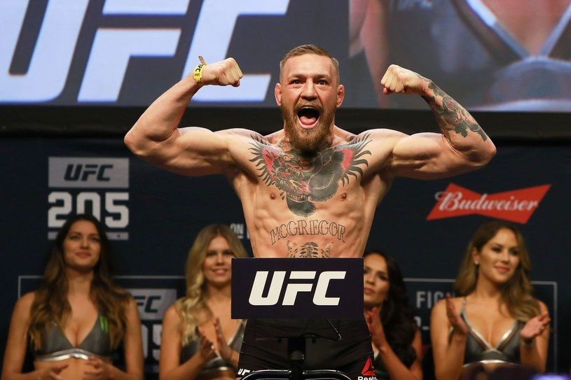 Connor McGregor /AFP