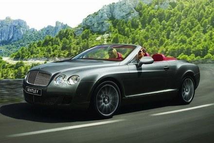 Continental GTC speed /