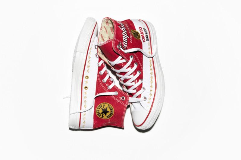 Converse Chuck Taylor All Star Andy Warhol /materiały prasowe