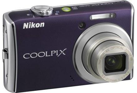 Coolpix S620 /materiały prasowe