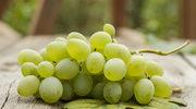 Coraz młodsza dzięki winogronom