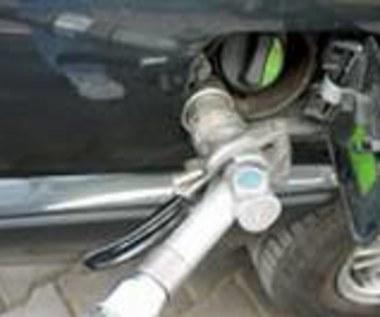 Coraz więcej aut na gaz ziemny