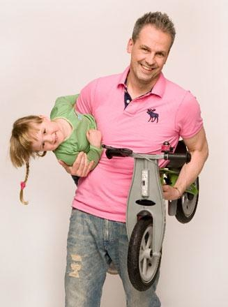 Coraz więcej rodziców wybiera rowerek First BIKE /materiały prasowe